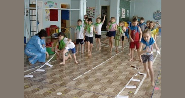 Роль игр-эстафет в формировании физических качеств и здоровья старших дошкольников