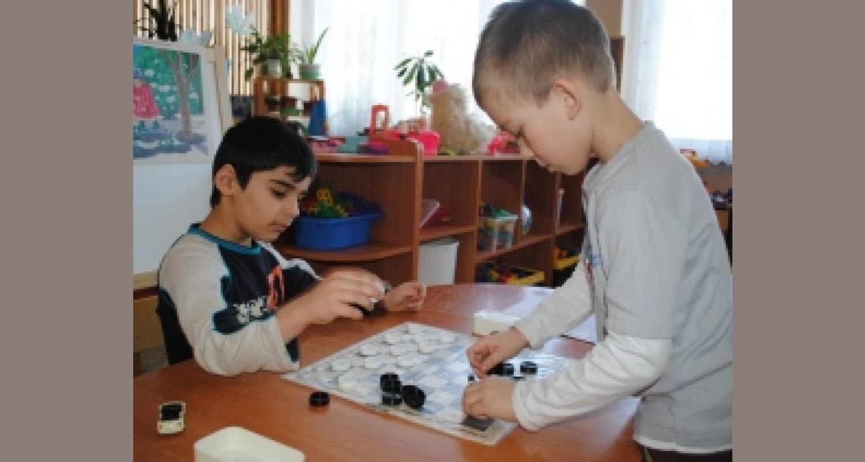 Особенности развития познавательных процессов у детей дошкольного возраста