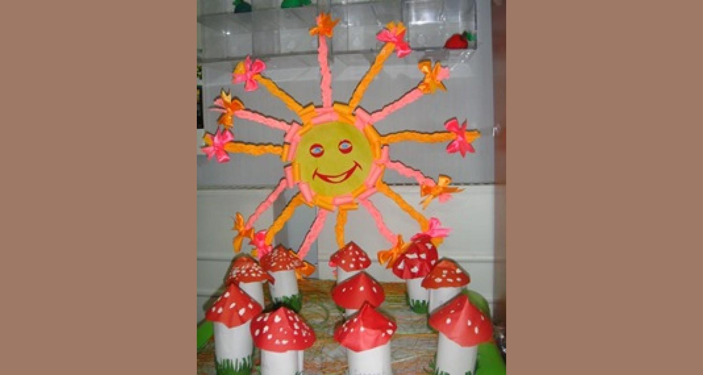 Творческий проект «Я люблю осень»