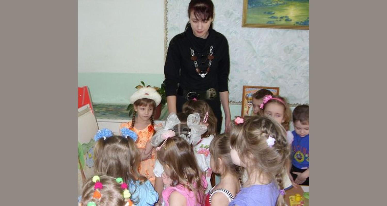 Методика рисования с дошкольниками