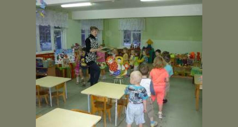 Развитие речи и творческих способностей через приобщение дошкольников к культуре русского народа