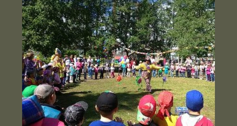 Сценарий праздника «День защиты детей»