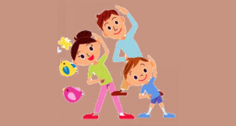 Физическое и эмоциональное развитие детей посредством приобщения родителей к здоровому образу жизни