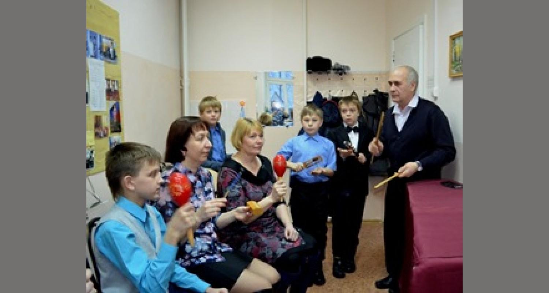 Организация совместной деятельности детей и взрослых (из опыта работы)