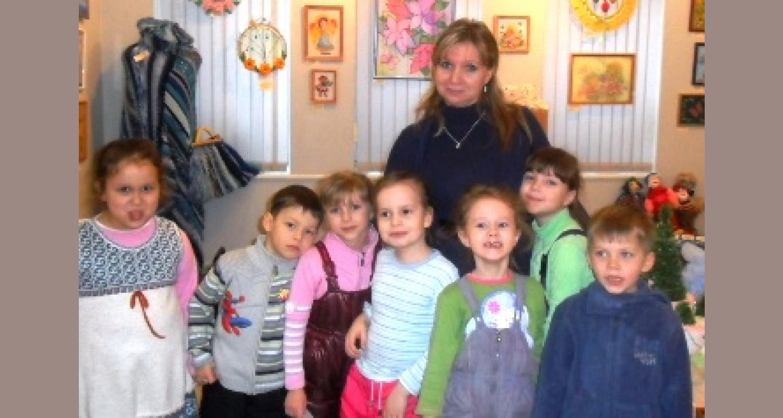 Развитие воображения старших дошкольников в изобразительной деятельности