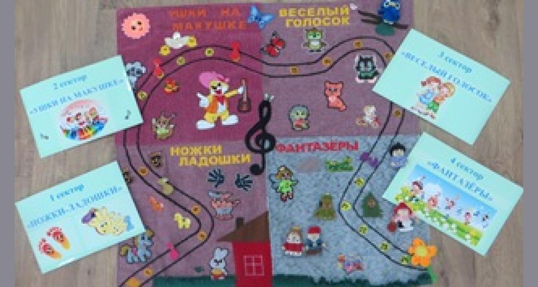 Методические рекомендации по использованию музыкально - дидактической игры «Веселое музыкальное путешествие»