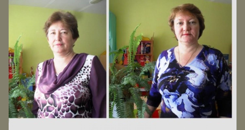 Мастера своего дела: Аксенова В.И. и Лепешкина Т.И.