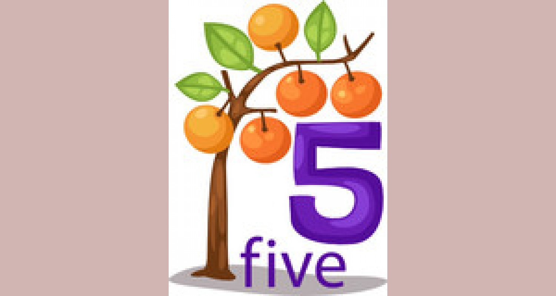 Открытое занятие по математике «По дороге к цифре 5»