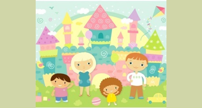 Развлечение для детей старшего дошкольного возраста и их родителей