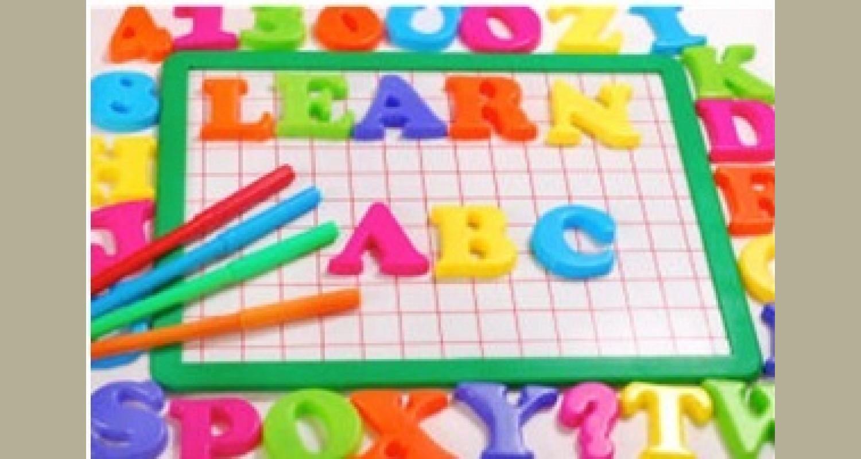 Обучение английскому языку в детском саду