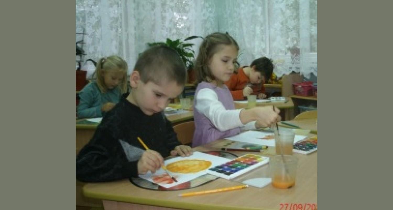 Влияние изобразительной деятельности на развитие речи детей дошкольного возраста